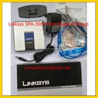 Linksys SPA3000 Analog Telephone Adapter 1 Port FXO + 1 Port FXS