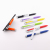 Finger gyro plastic ball pen with phone holder promotional spinner pen for gifts