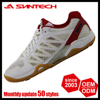 New high quality fashion design men badminton shoes