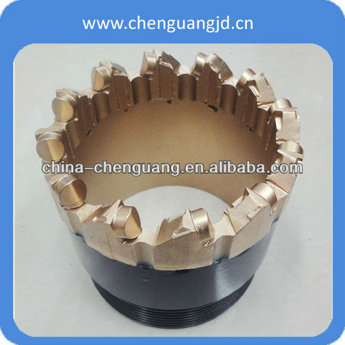 pdc bit for water well drilling/ pdc core drill bit for water well drilling