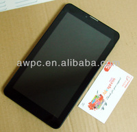 "7"" android 4.2 dual sim card Phone call tablet MTK6577 drop shipping tablet for Xams!"