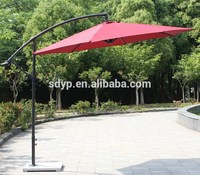 3M Alu. Banana Hanging Outdoor Umbrella & Umbrella Parts beach umbrella