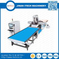 Auto loading and unloading cnc router / 3d wood carving cnc router machine