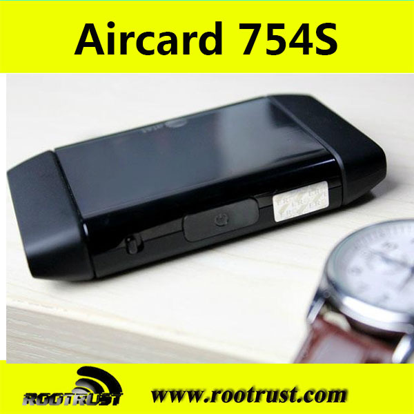 Sierra Wireless Aircard 754S 4G LTE 700Mhz pocket wifi Router 42Mbps/100Mbps