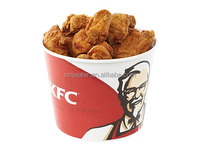 150oz paper fried chicken bucket