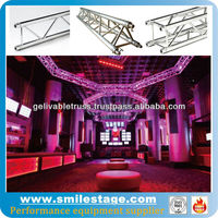 Truss tower for LED TV truss system