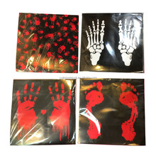 Halloween themed decorative paper napkins