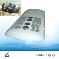 32KW 12V or 24V Bus Engine Driven Bus Airconditioning System/Split Air Conditioner Units