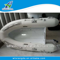 aluminum rigid hull speed rib