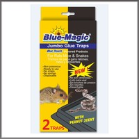 msds of rat glue Blue-Magic Wholesale disposable snake catcher sticky trap black plastic rat traps