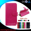 pu wallet leather flip case for samsung galaxy note 3 cover