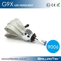 All In One Super Bright Led Auto Headlight 9006 Led Kit Car Headlight
