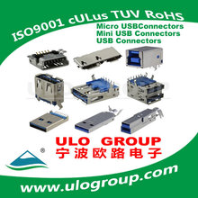 Top Quality Discount China Mini Usb 10 Pin Connector Manufacturer & Supplier - ULO Group