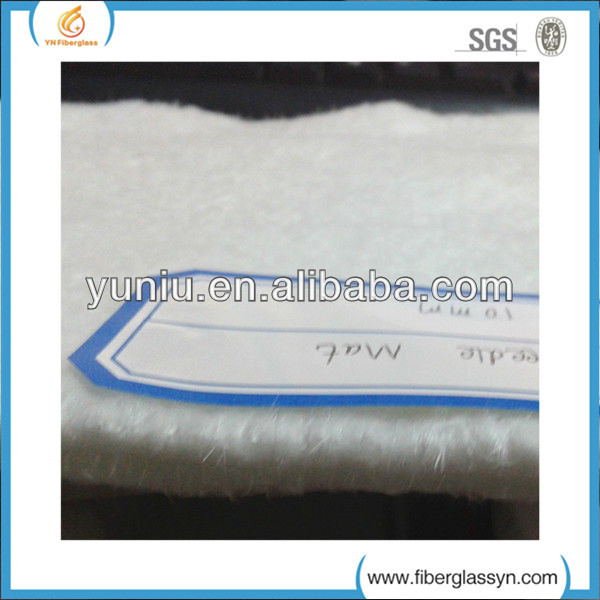 High insulation propert fiberglass needle mat for household appliances