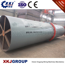 Low price rotary drum dryer organic fertilizer product line with disc granulator