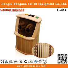 Mini sauna set individual sauna far infrared ZL-004