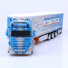 scania model truck truck model 1:24 metal vehicle top quality wholesale