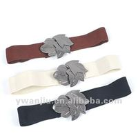 Small order supply stock fashion new ladies belt fancy belt