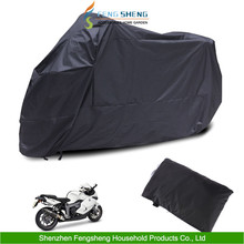 Motorcycle Covers Waterproof Outdoor Rain Vented Motorbike Cover
