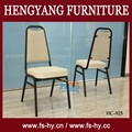 wholesale modern steel stacking chair for banquet hall HC-925