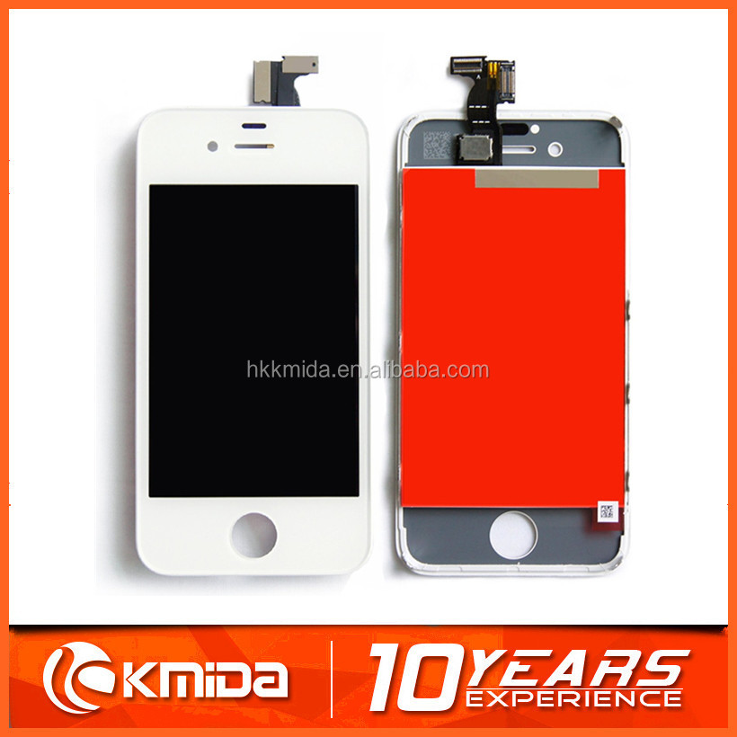 Mobile phone for iphone 4S lcd with digitizer complete