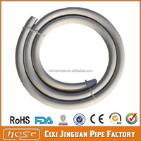 100M 3/8-Inch Russian White Natural Gas Braided Hose With Yellow Line, PVC Gas Hose, Factory Price Flexible PVC Gas Hose