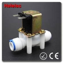 Water dispenser solenoid valve electric water valve toilet cistern replacements