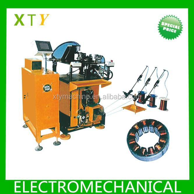 ac motor winding machine