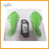 Colorful motorcycle universal hand guards