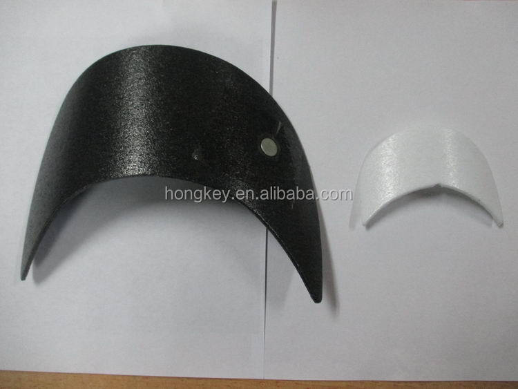 brim plastic insert for hats and caps
