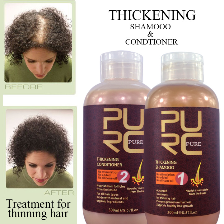 Private label shampoo and conditioner stimulate hair growth 2016 hot selling