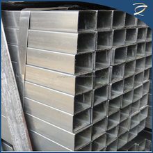 galvanzied square pipe used greenhouses/rolled steel tube industrial greenhouse direct buy china