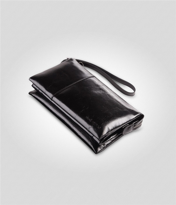 BOSHIHO Human Leather Wallet