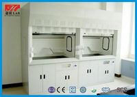 portable air conditioner physics laboratory equipment fume hood for inspection air flow hood in guangzhou