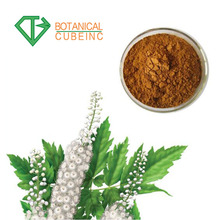Best Price Herbal Extract Actaea racemosa Black Cohosh Cimicifuga Racemosa Rhizome Extract,Triterpenoid Saponins Supplement f