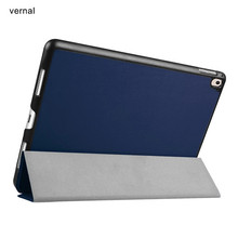 Smart Cover for ipad air 2, Top Protective Smart Tablet PC PU Flip Leather Case for ipad Pro 10.5/9.7inch New One