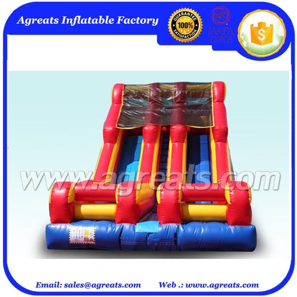inflatable slide commercial quality for rental/hire business G4078