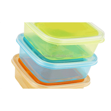 PP plastic airtight food storage set/Cool gear Container