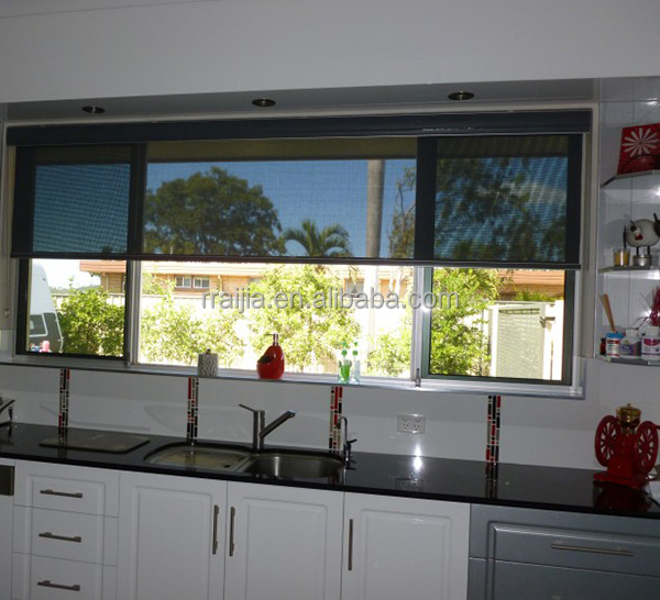 Sun Shades Sails And Outdoor Motorized Ball Chian Roller Blinds Buy Ball Chain Roller Blind