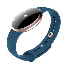 Hot Sale IP67 Waterproof Heart Rate Monitor Smart Watch for iOS Android Phone Wristband