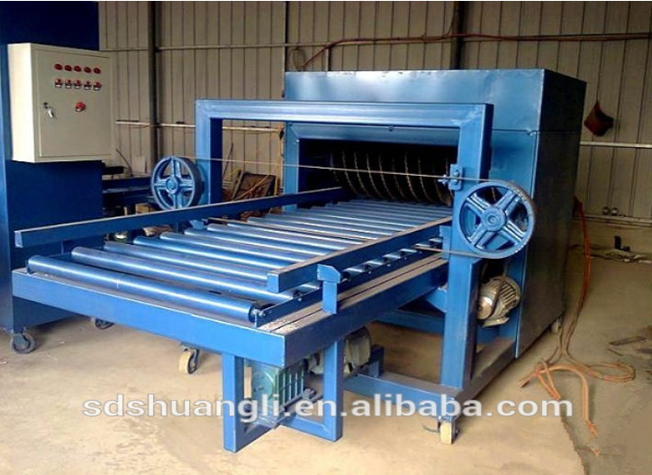 Wall Saw Equipment Sales : Insulation foam concrete panels wall panel making machine