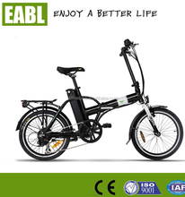 rechargeable battery powered operated bicycle
