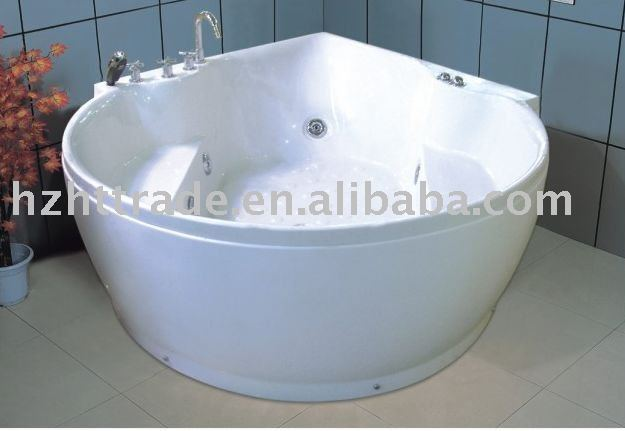 Bathroom free stand Walk in bathtub whirlpool massage bathtub