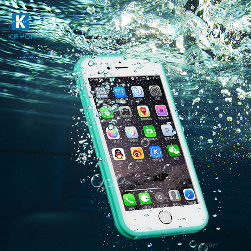 [KAYOH] High Quality Waterproof Phone Case For iPhone X, Latest 5G Mobile Phone For iPhone X Waterproof Case