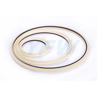 PU Excavator Buffer Ring HBY Oil Seal HBY50 50-65.5-6