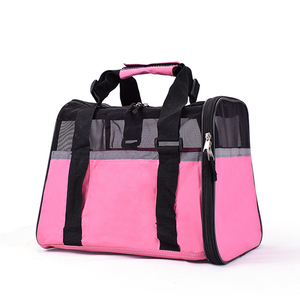 Cheap pet travel portable car recommended cat dog carrier bag