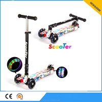 Best selling high quality vintage vespa diving kick double pedal scooter bike pedal wholesale