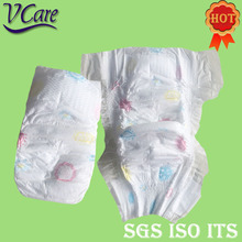 Printed Adult Baby Girl Diaper Change,Raw Material For Baby Diaper