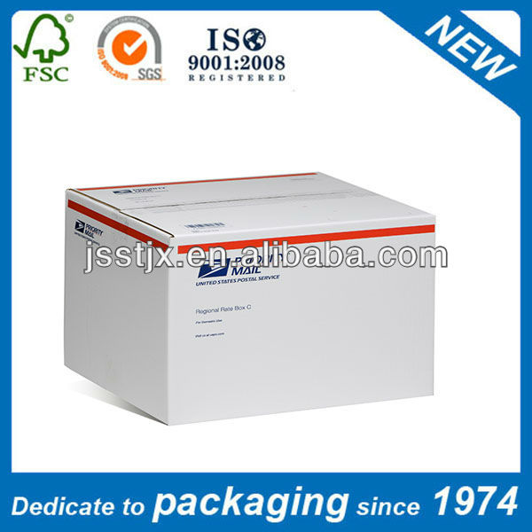 SGS approved packing cartons