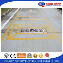 Automatic Vehicle security inspection system for packing lot, parking management solution